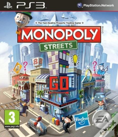 Monopoly Streets [Completo] - PS3