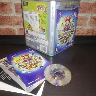 Mario Party 5 [Completo] - NGC