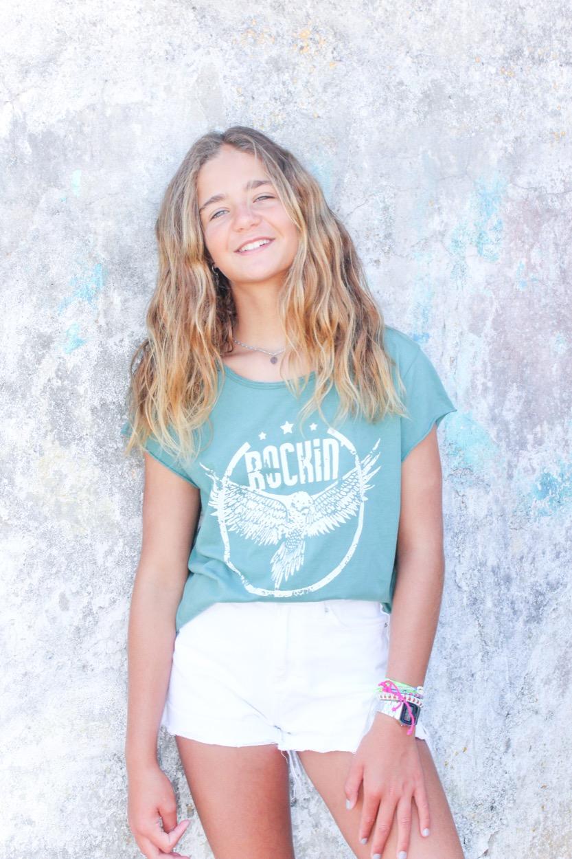 T-shirt asas