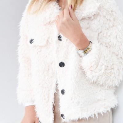 casaco de pêlo