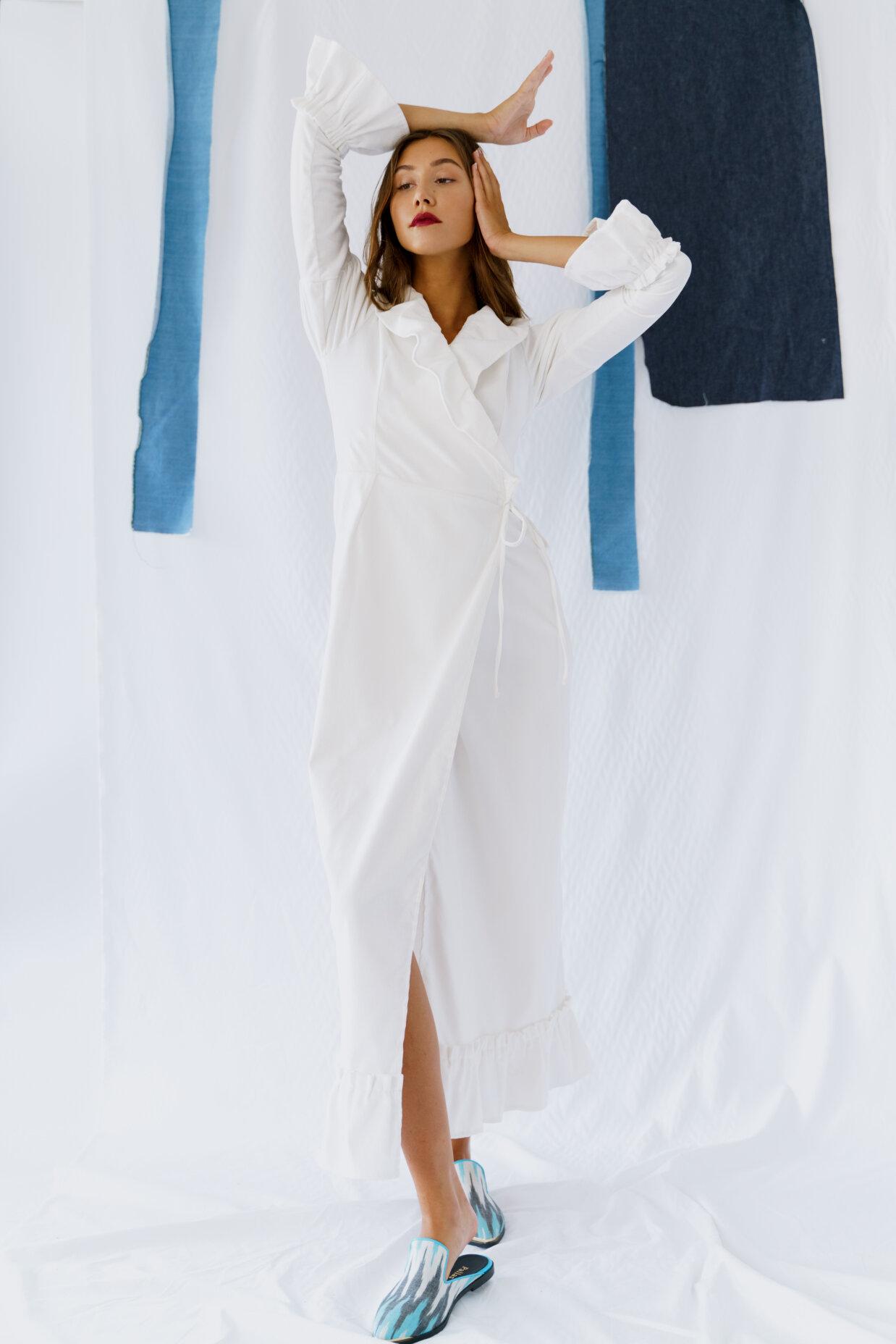CHENEGA DRESS - SIZ BRAND