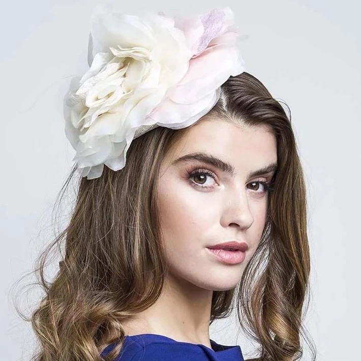 FLORRIE FLORAL HEADBAND - Johnny Loves Rosie