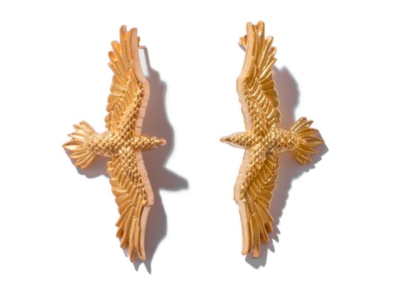 EAGLE EARRINGS - NATIA X LAKO