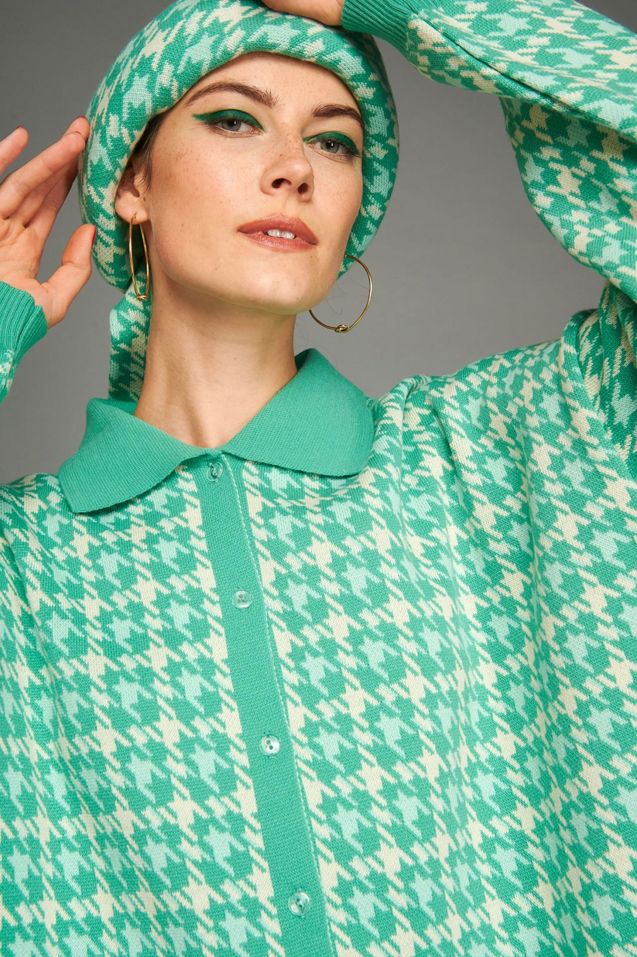 GABRIELLE SHIRT (MINT) - KARAVAN CLOTHING