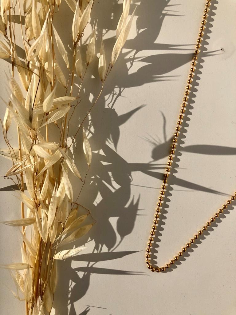 Lavender Necklace (GOLD) - ACTO DESIGN