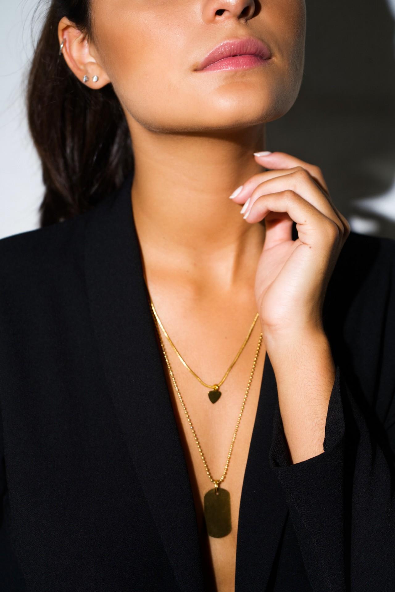 Neroli Necklace (GOLD) - ACTO DESIGN