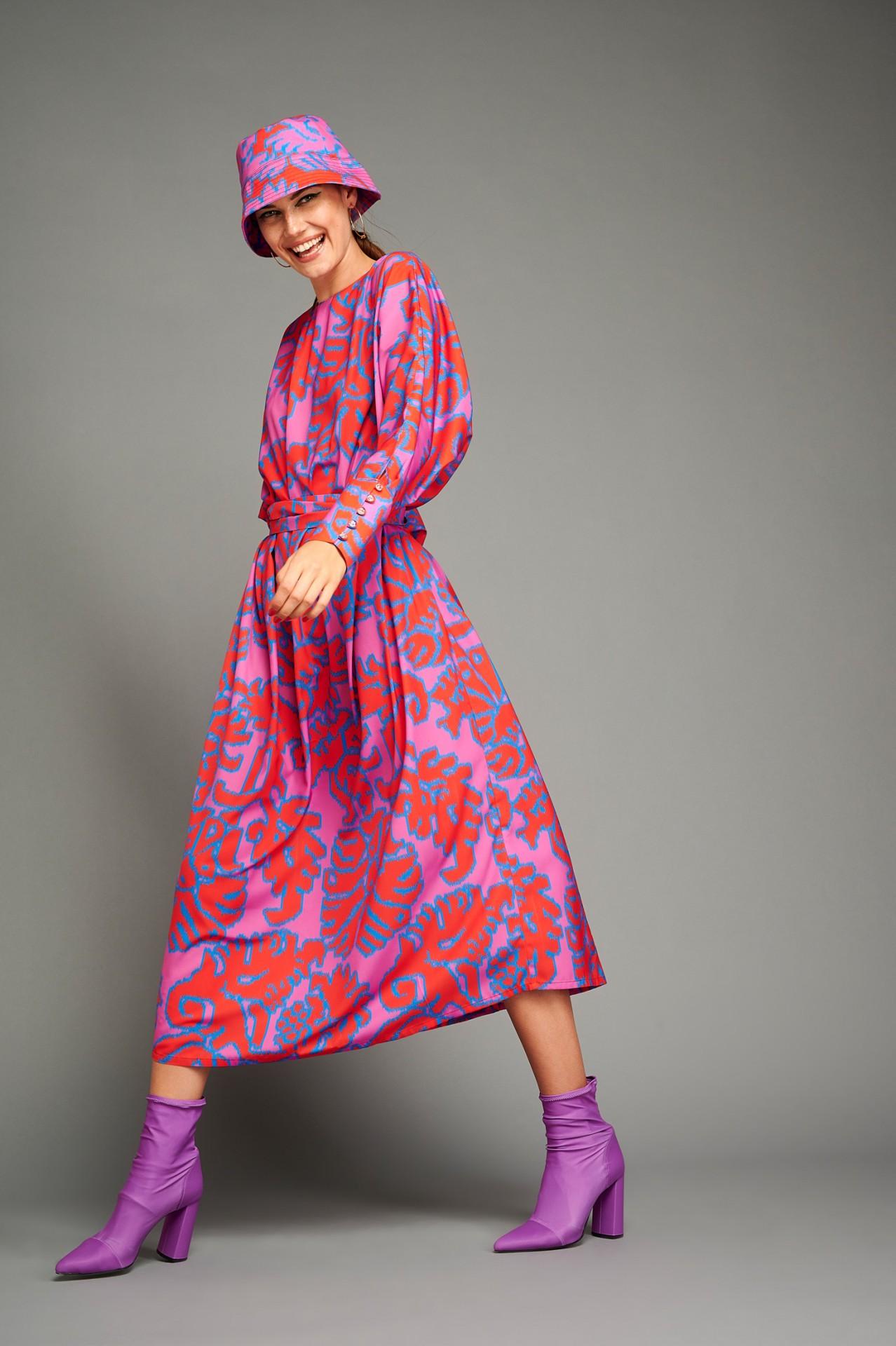 JUSTIN DRESS - KARAVAN CLOTHING