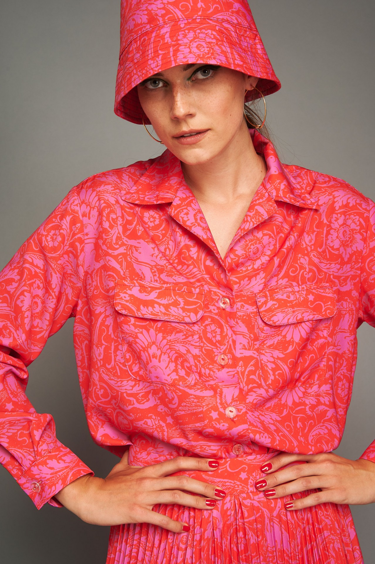 STEFI SHIRT - KARAVAN CLOTHING