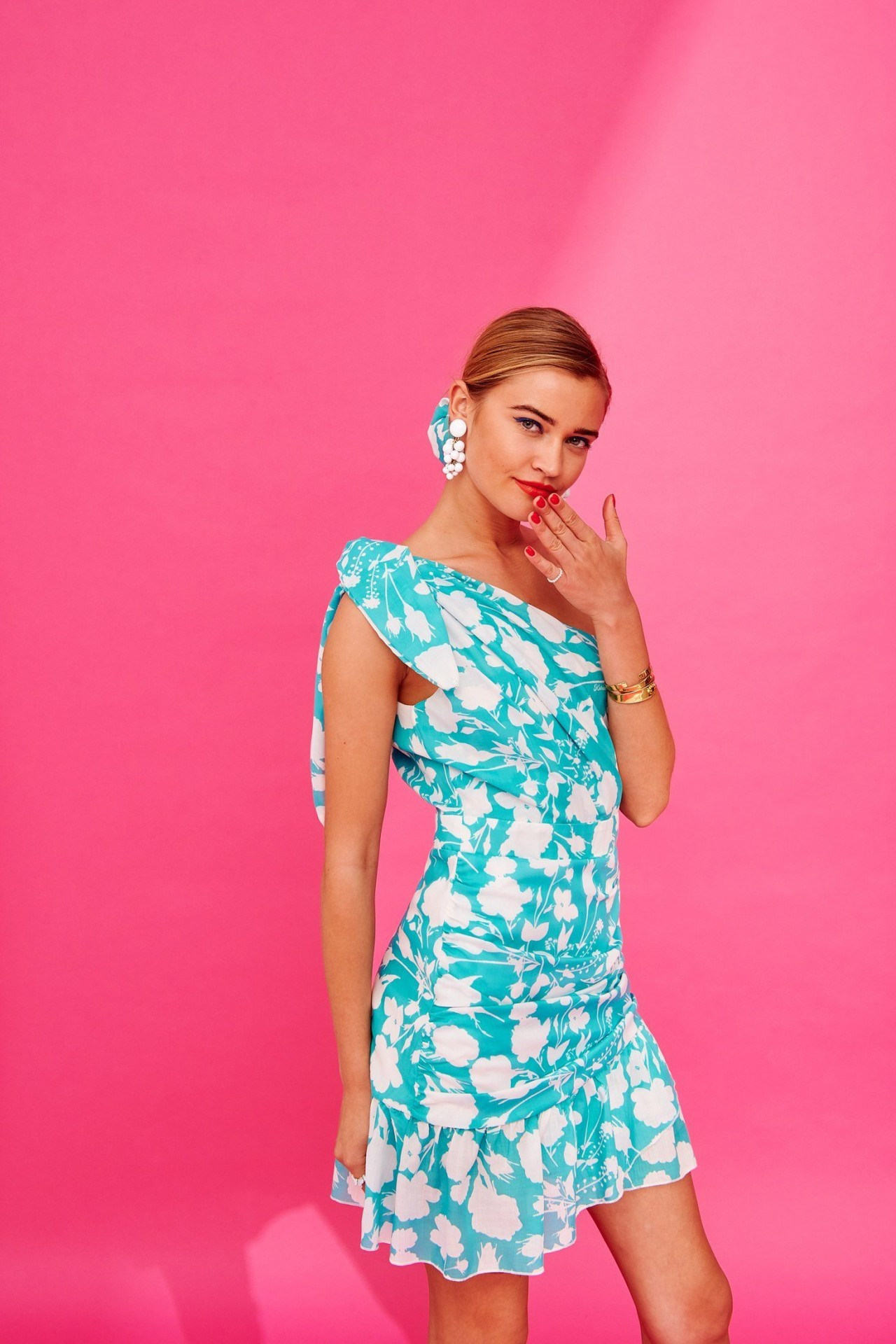LISA MARIE (MINT) - KARAVAN CLOTHING