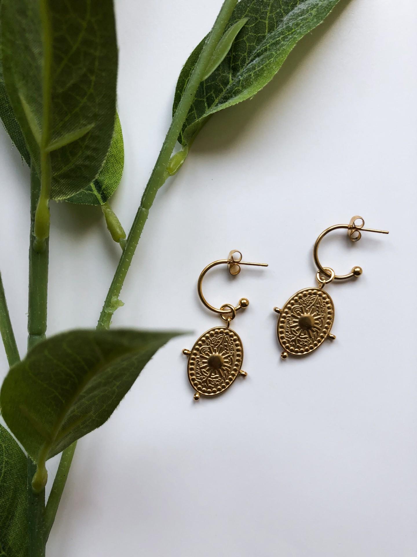 Vanilla Earrings - ACTO DESIGN
