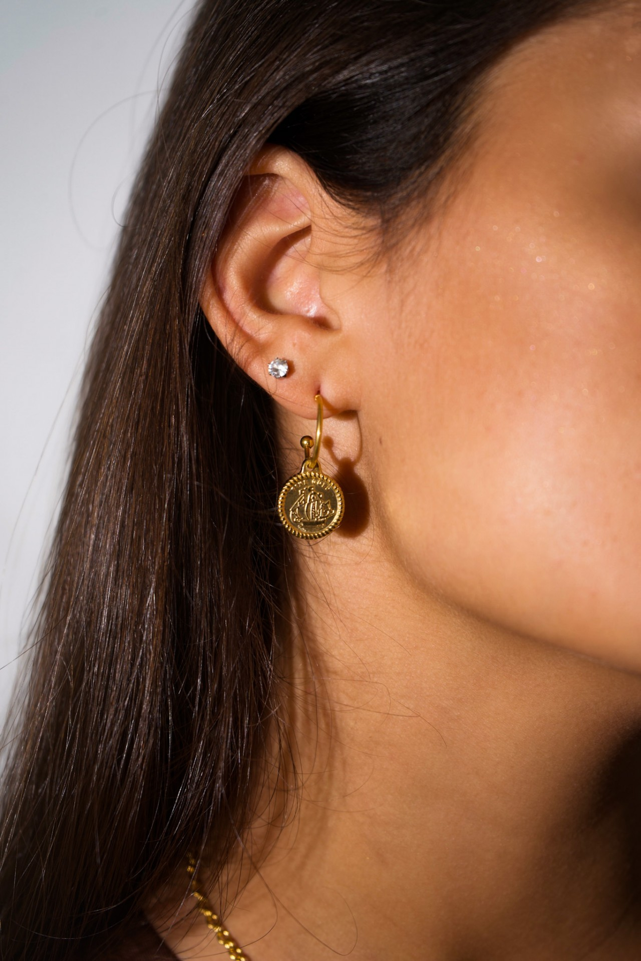 Sea Salt Earrings - ACTO DESIGN