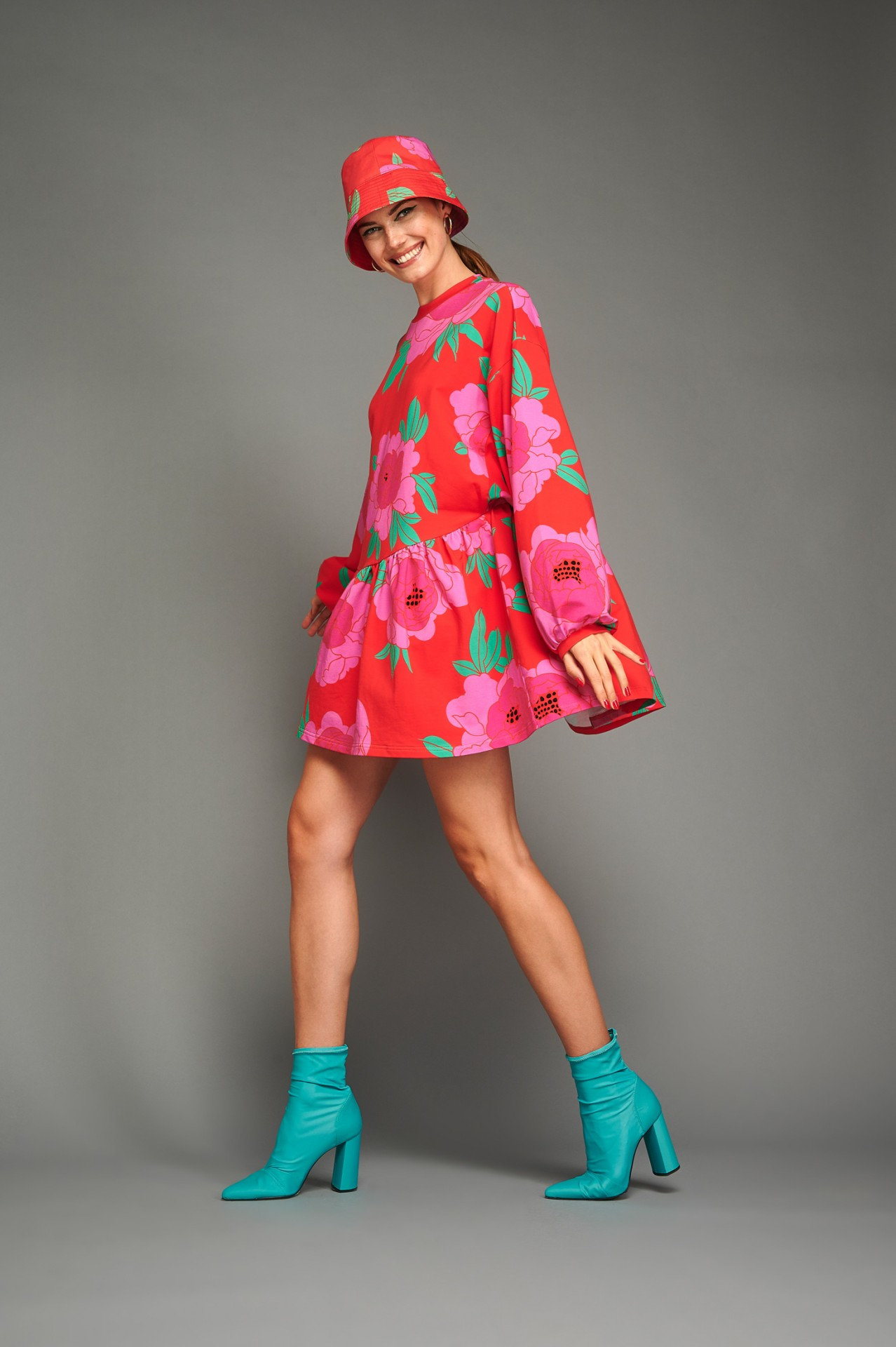 DARA DRESS - KARAVAN CLOTHING