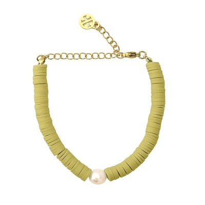 PULSEIRA HEISHI CLEAR OLIVE - ANARTXY