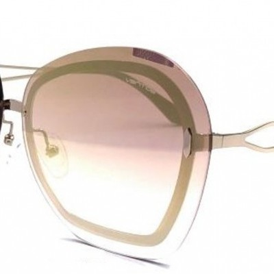 VS7112 C11 LIGHT BROWN LENSES AND GOLD - VENTOE