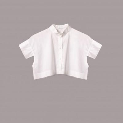 Misses Independent Collar - MISSES WHITE