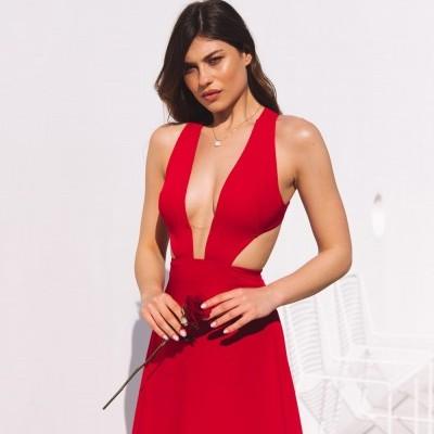 Vestido Vermelho - KAOÂ