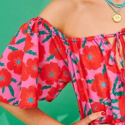ROKSANDA DRESS - KARAVAN CLOTHING