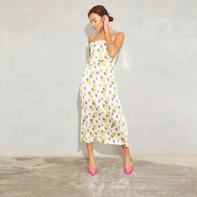 Lemonade Dress - NEVER FULLY DRESSED