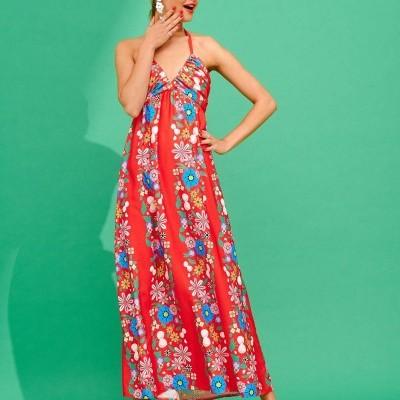 DIAMOND DRESS - KARAVAN CLOTHING