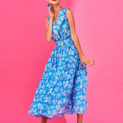 ALBERTA DRESS - KARAVAN CLOTHING