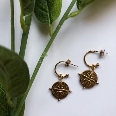 Lemongrass Earrings - ACTO DESIGN