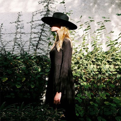 LIA LONG SLEEVE DRESS BLACK - AMUSE SOCIETY