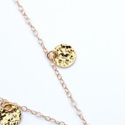 Tzitzimitl Necklace - INSPIRATION HER