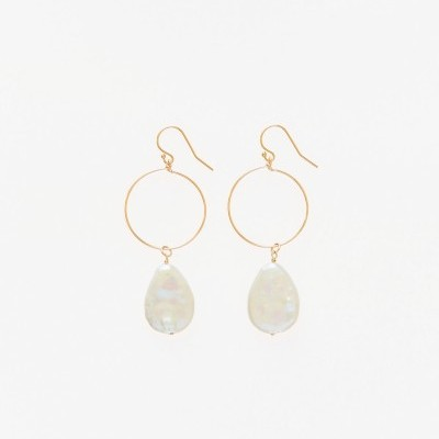Ivory Pearl Earrings - INSPIRATION HER