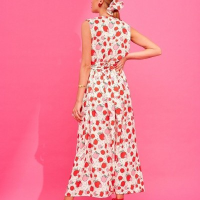 MELANIE DRESS (IVORY) - KARAVAN CLOTHING