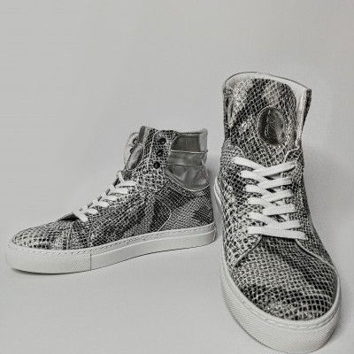 SNEAKERS HIGH TOP KARMA SNAKE - BOOM BAP
