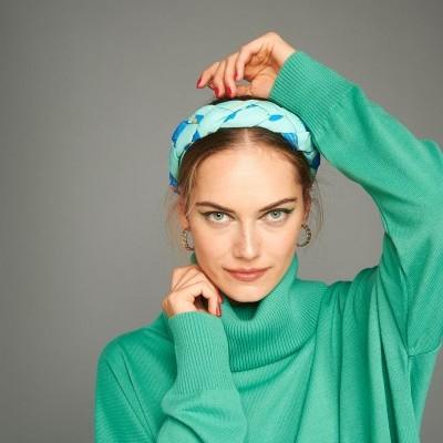 ELIN SWEATER (MINT) - KARAVAN CLOTHING