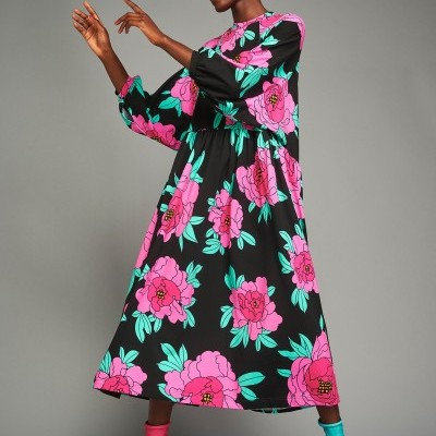 REENA DRESS - KARAVAN CLOTHING