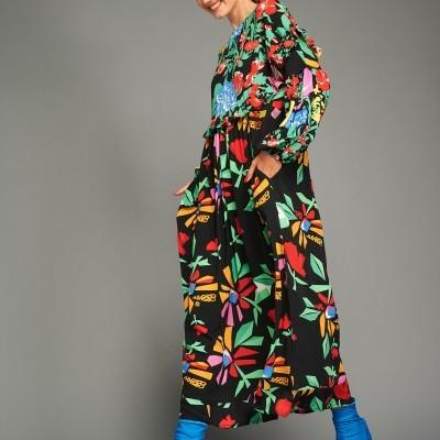 TONIA DRESS - KARAVAN CLOTHING