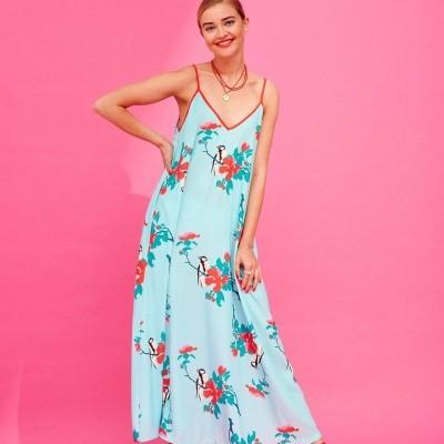 TATI DRESS (MINT) - KARAVAN CLOTHING