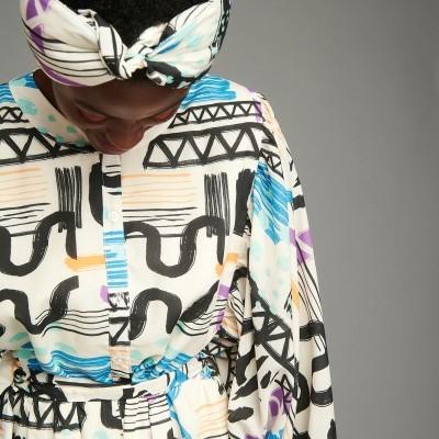 VALERIA DRESS - KARAVAN CLOTHING