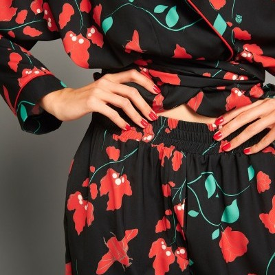 SHARON TROUSERS - KARAVAN CLOTHING