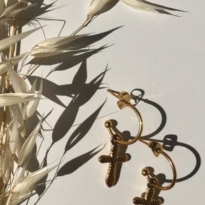 Labicana Earrings - ACTO DESIGN