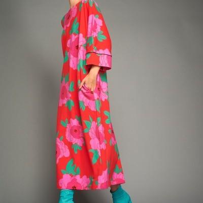 ZOLA DRESS - KARAVAN CLOTHING