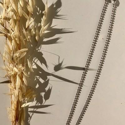 Lavender Necklace (SILVER) - ACTO DESIGN