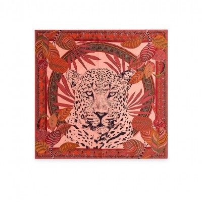 MINI SCARF JAGUAR BLUSH - WILD PARIS