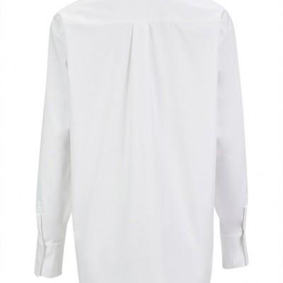 MASCULINE SHIRT - MISSES WHITE