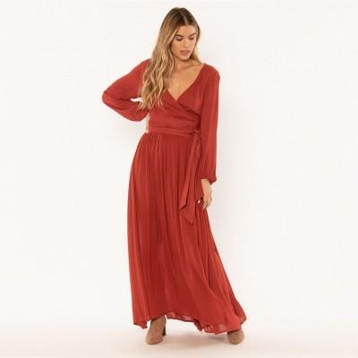 FRESCA DRESS - AMUSE SOCIETY