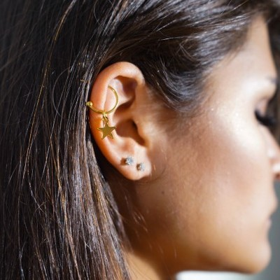 Stardust earrings - ACTO DESIGN