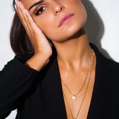 Sandalwood Necklace (GOLD) - ACTO DESIGN