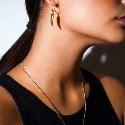 Cedarwood Earrings - ACTO DESIGN