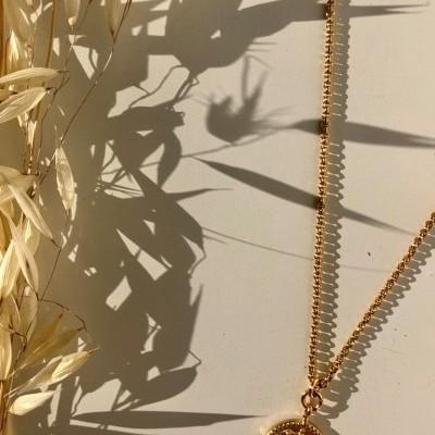 Eucalyptus Necklace - ACTO DESIGN