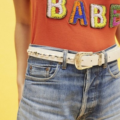 BELT NINA NATUREL - WILD PARIS