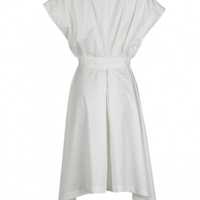 MISSES EASYGOING DRESS - MISSES WHITE