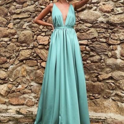Vestido Verde - KAOÂ