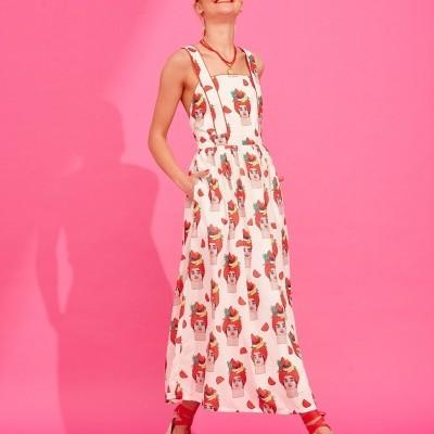 NELLY DRESS - KARAVAN CLOTHING